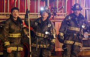 Chicago Fire Background