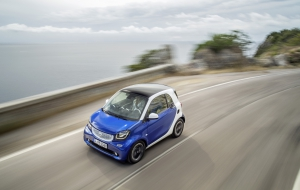 Smart Fortwo 2016 Background