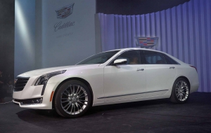 Cadillac CT6 2016 HD Desktop