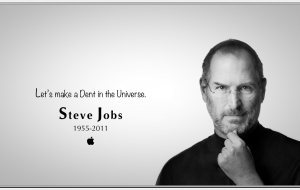 Steve Jobs HD Desktop