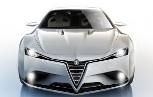 Alfa Romeo Giulia Sedan 2017 HD Desktop
