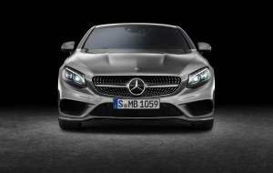 Mercedes-Benz S550e 2015 HD Desktop
