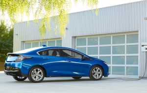 Chevrolet Volt 2016 HD Background