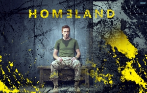 Homeland TV HD Background