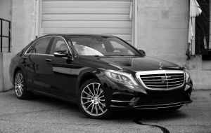 Mercedes-Benz S550e 2015 Wallpapers
