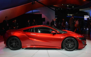 Acura NSX 2016 for desktop