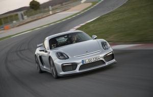 Porsche Cayman GT 2016 for desktop