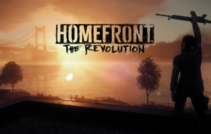 Homefront: The Revolution HD Background