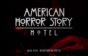 American Horror Story: Hotel Background