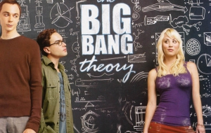 The Big Bang Theory for desktop