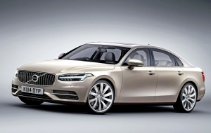 Volvo S90 2016 Wallpapers