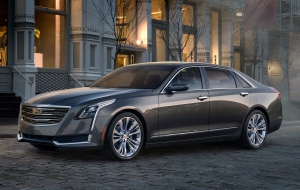 Cadillac CT6 2016 Wallpapers