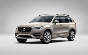 Volvo XC90 2016 Wallpapers