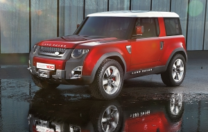 Land Rover Defender 2018 Wallpapers