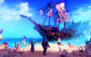 Trine 3 Wallpapers
