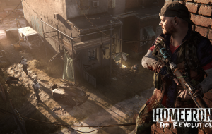 Homefront: The Revolution Wallpapers HD