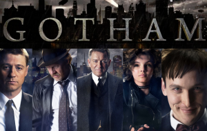 Gotham TV Wallpapers HD
