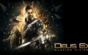 Deus Ex: Mankind Divided Wallpapers HD