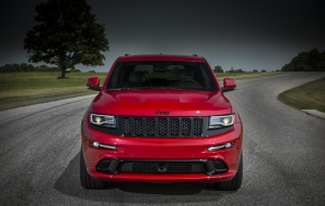 Jeep Grand Cherokee Trackhawk 2017 Wallpapers HD