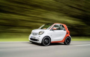 Smart Fortwo 2016 Wallpapers HD