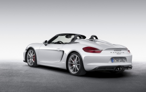 Porsche Boxster Spyder 2016 Wallpapers HD