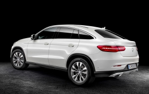 Mercedes-Benz GLE Coupe 2016 Wallpapers HD
