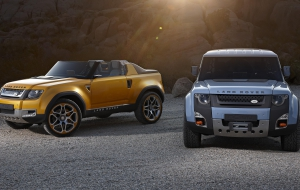 Land Rover Defender 2018 Wallpapers HD