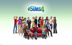 The Sims 4 Wallpaper
