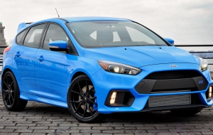 Ford Focus RS 2016 Wallpaper