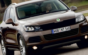 Skoda SUV Wallpaper