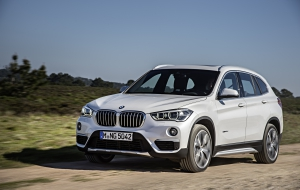 BMW X1 2016 Wallpapers HD