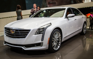 Cadillac CT6 2016 Wallpaper