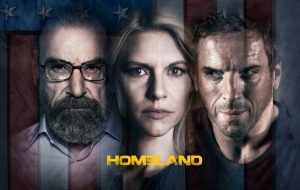 Homeland TV Wallpaper