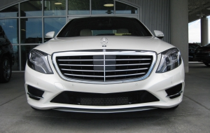 Mercedes-Benz S550e 2015 Pictures