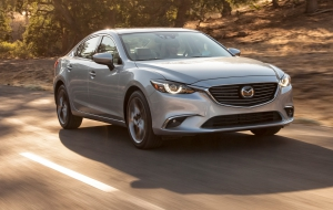 Mazda 6 2016 Pictures