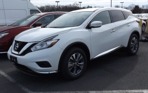 Nissan Murano 2015 Pictures
