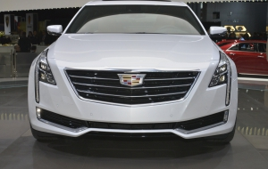 Cadillac CT6 2016 Pictures