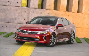 Kia Optima 2016 Pictures