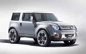 Land Rover Defender 2018 Pictures