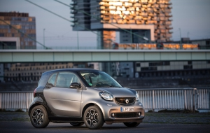 Smart Fortwo 2016 Photos