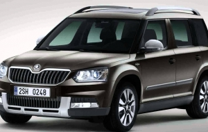 Skoda SUV Photos