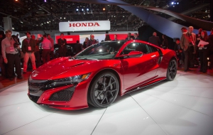 Acura NSX 2016 Photos