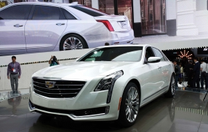 Cadillac CT6 2016 Photos