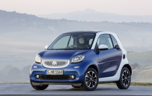 Smart Fortwo 2016 Images