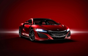 Acura NSX 2016 Images