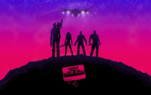 Guardians of the Galaxy 2 Widescreen
