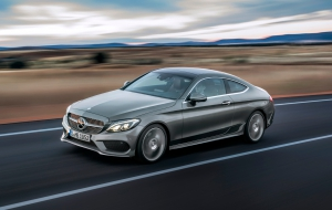 Mercedes-Benz C-class Coupe 2017 Photos