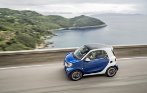 Smart Fortwo 2016 Widescreen