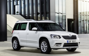 Skoda SUV Widescreen