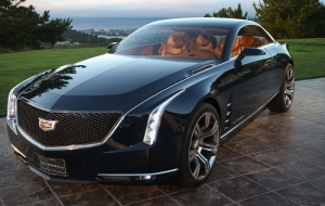 Cadillac CT6 2016 Widescreen